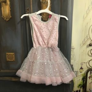 Girls Betsey Johnson dress